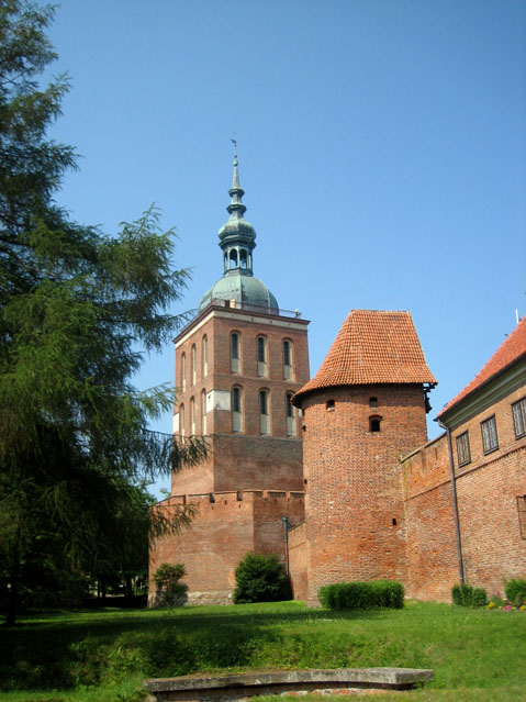 World Travel Photos :: Suzanna :: Frombork Cathedral. The Radzeevsky Tower