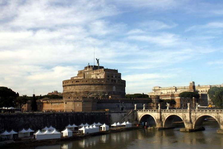 World Travel Photos :: Italy - Rome :: Rome. Castel Sant´Angelo