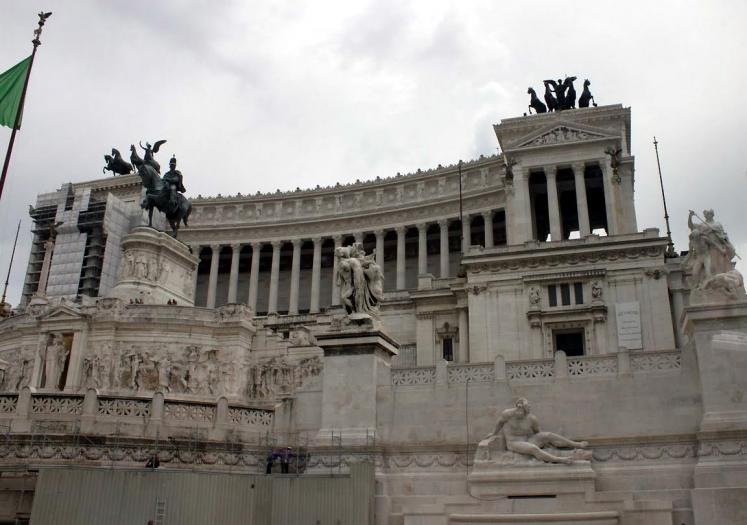 World Travel Photos :: Italy - Rome :: Rome. Piazza Venezia