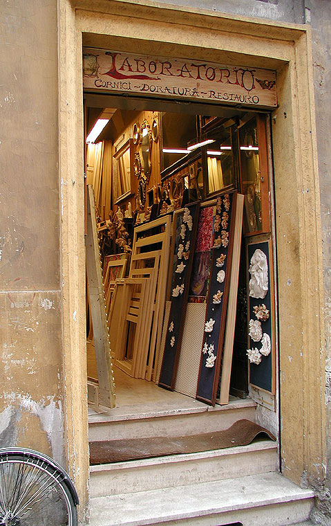 World Travel Photos :: Italy - Rome :: Rome. Souvenir Shop