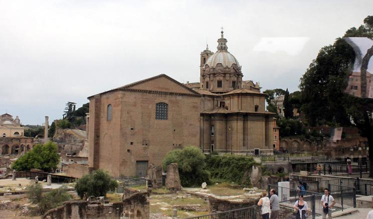 World Travel Photos :: Italy - Rome :: Rome. Roman Forum
