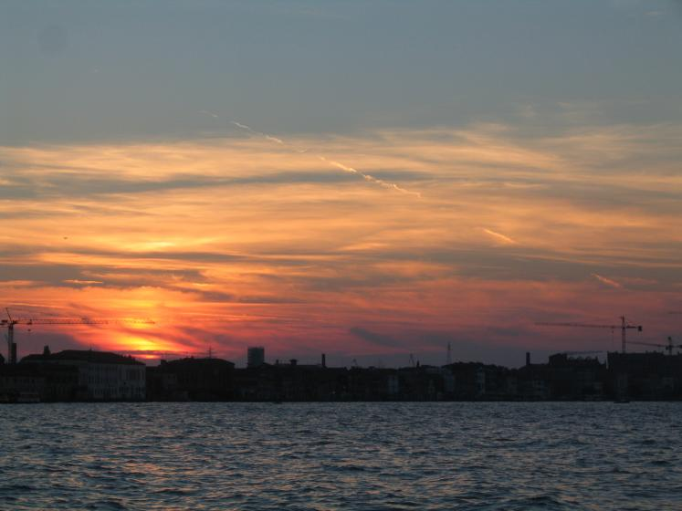 World Travel Photos :: Lel Keshet :: A sunset in Venice