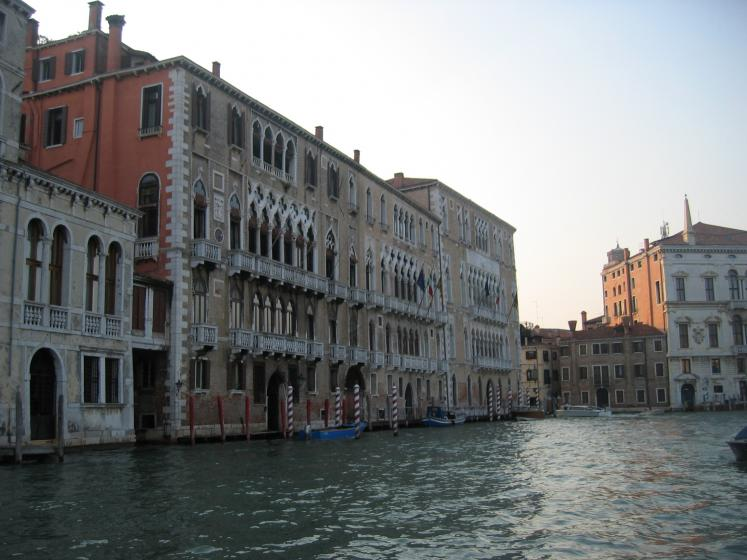 World Travel Photos :: Italy - Venice :: Venice. A canal