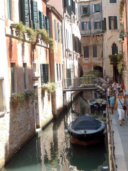 World Travel Photos :: Italy - Venice :: Venice. Canal