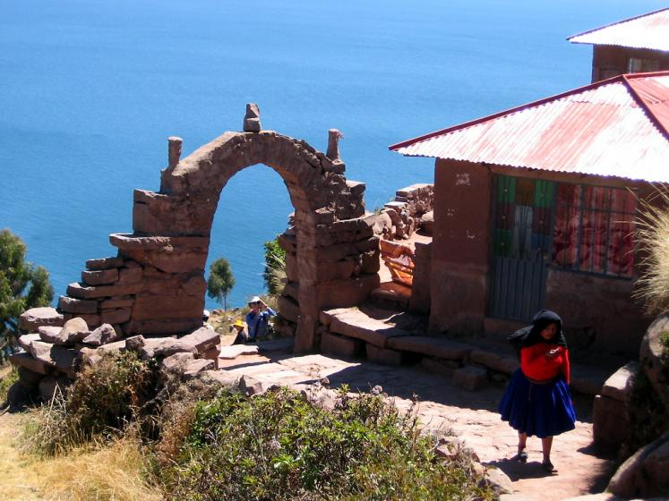 World Travel Photos :: Garth :: Lake Titicaca