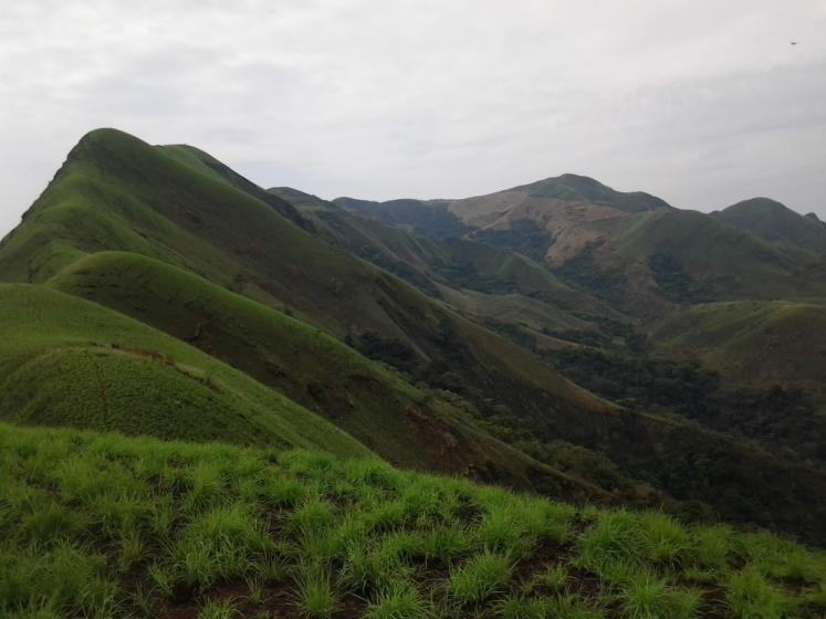 World Travel Photos :: Mountains :: Liberia, Africa - mount Nimba