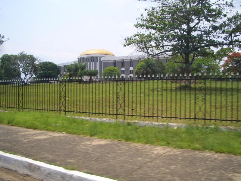 World Travel Photos :: Liberia - Monrovia :: Liberian Capital Building @ Monrovia
