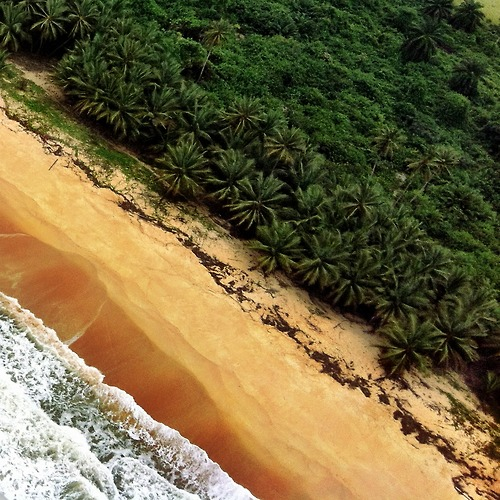 World Travel Photos :: Liberia - Monrovia :: Liberia, Africa - Beach