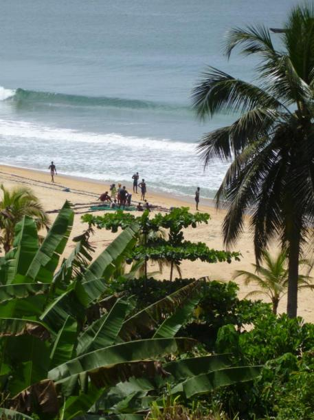 World Travel Photos :: Beaches :: Monrovia, Liberia - Beach
