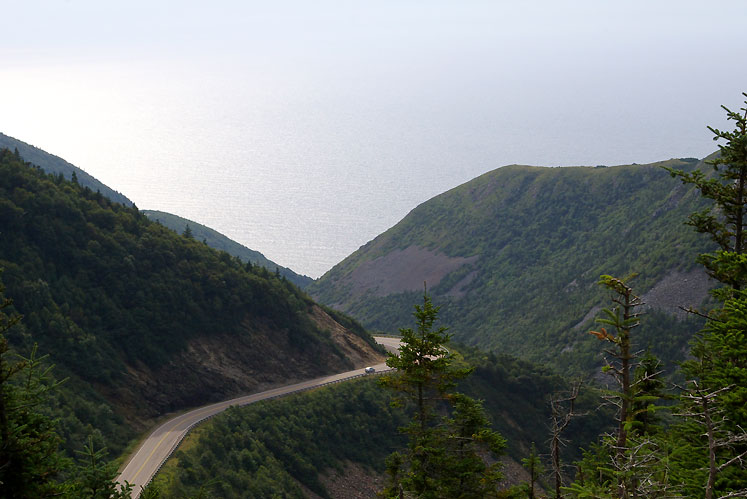 World Travel Photos :: Canada - Nova Scotia - Cape Breton Island :: Nova Scotia. Cabot Trail
