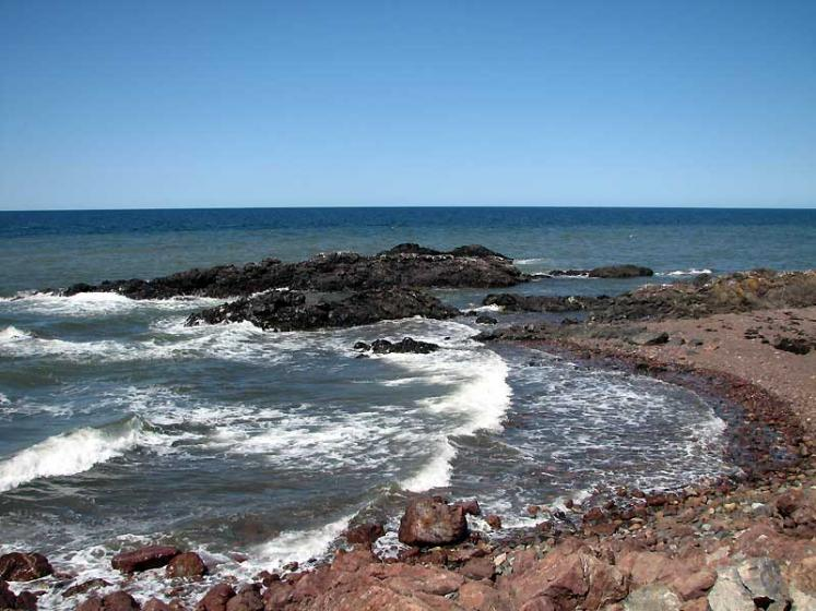World Travel Photos :: Sea & ocean views :: Nova Scotia. Sunrise trail - the ocean