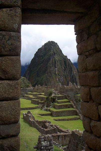 World Travel Photos :: Ancient world :: Peru. Cusco - an ancient city