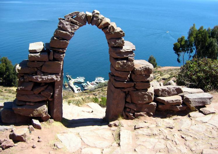 World Travel Photos :: Peru - Lake Titicaca :: Lake Titicaca