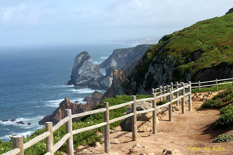 World Travel Photos :: The most beautiful natural spots :: Portugal. Cabo da Roca