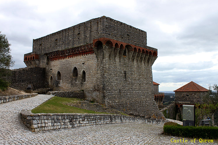 World Travel Photos :: Castles & palaces :: Portugal. Castle of Ourem