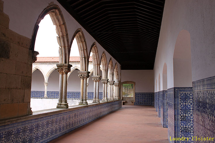 World Travel Photos :: Joseph :: Portugal. Ourém - Saint Barbara´s Cloister