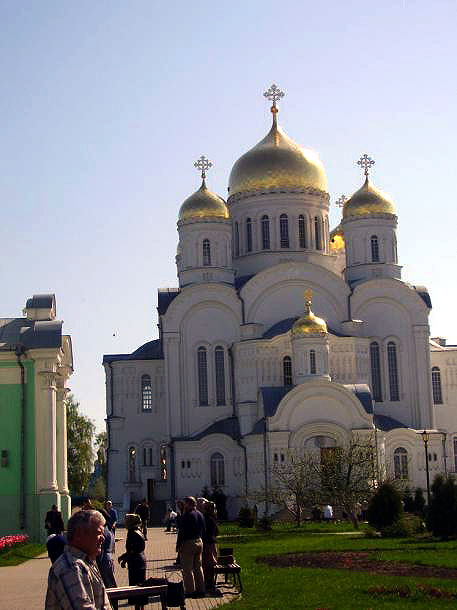 World Travel Photos :: Russia - Nizhny Novgorod :: Russia. Diveyevo Monastery (Nizhny Novgorod District)