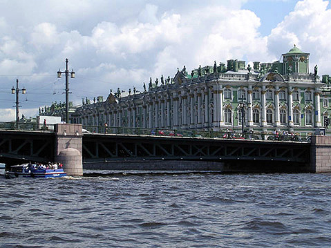 World Travel Photos :: Museums :: St. Petersburg. Hermitage Museum - Winter Palace