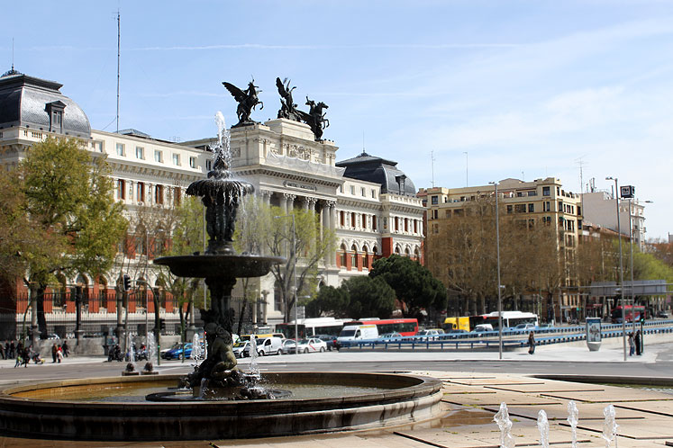 World Travel Photos :: Capitals of the world :: Madrid