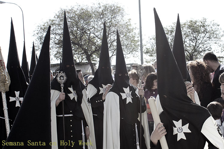 World Travel Photos :: Spain - Seville :: Seville. Semana Santa On Holy Week