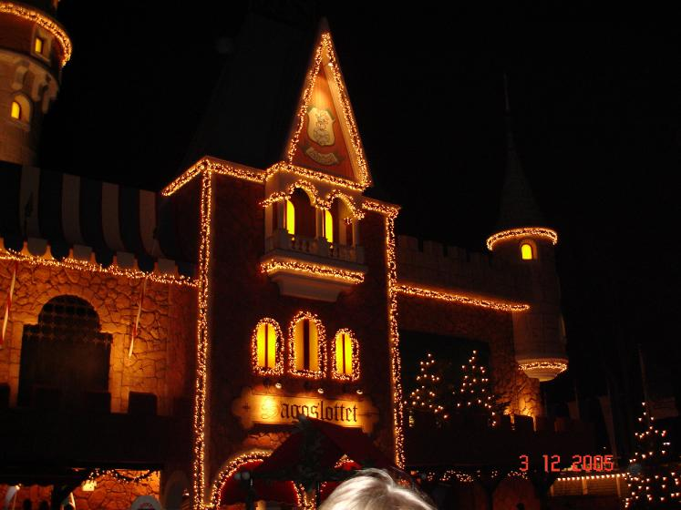 World Travel Photos :: Night views :: Göteborg. Christmas fair