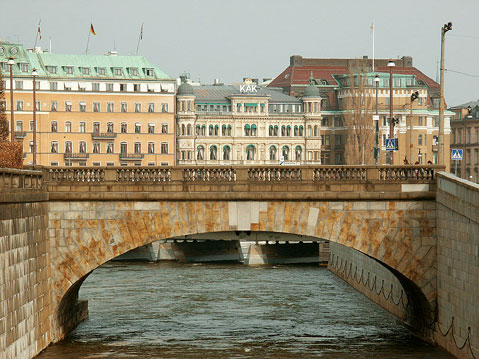 World Travel Photos :: Capitals of the world :: Stockholm