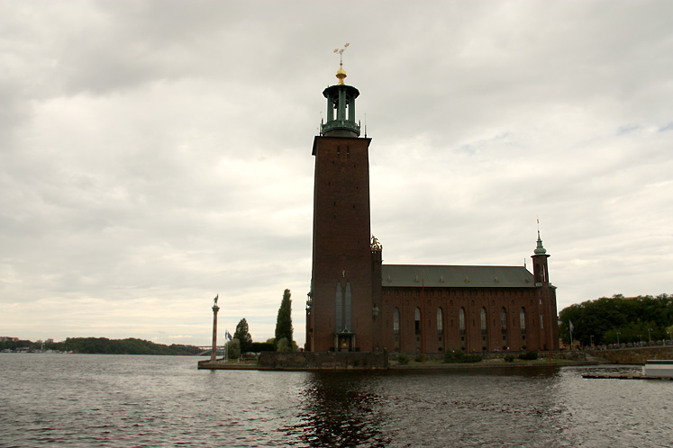 World Travel Photos :: Capitals of the world :: Stockholm - City Hall