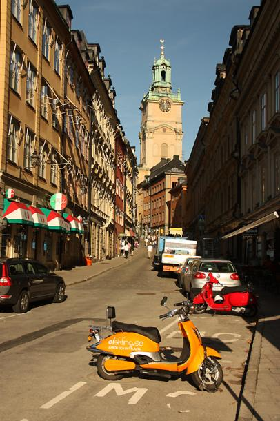World Travel Photos :: Sweden - Stockholm :: Stockholm. Old city