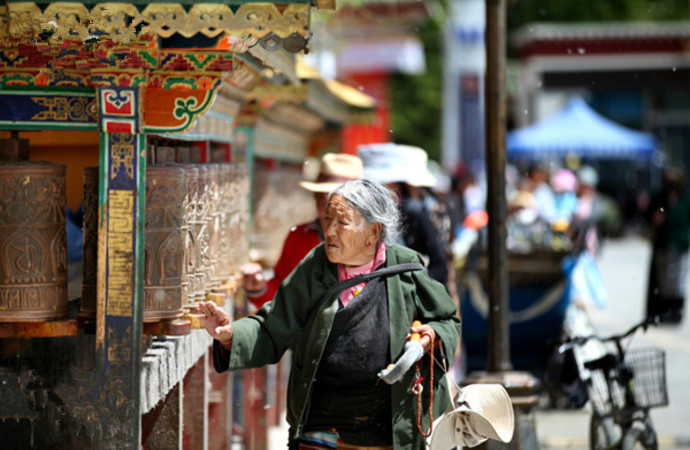 World Travel Photos :: Becky :: Great Tibet tour