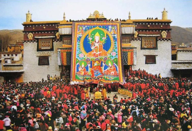 World Travel Photos :: Tibet :: Tibet New Year Festival