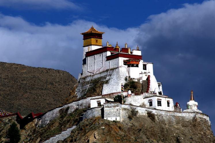 World Travel Photos :: Tibet :: Yungbulhakang