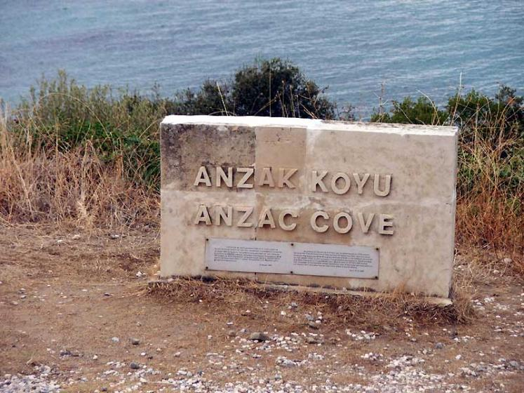 World Travel Photos :: Turkey - Misc :: Turkey. Anzac Cove