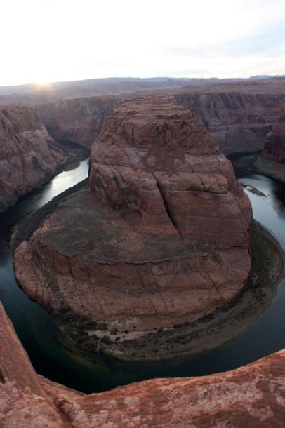 World Travel Photos :: USA - Arizona - Horseshoe Bend :: Arizona. Horseshoe Bend