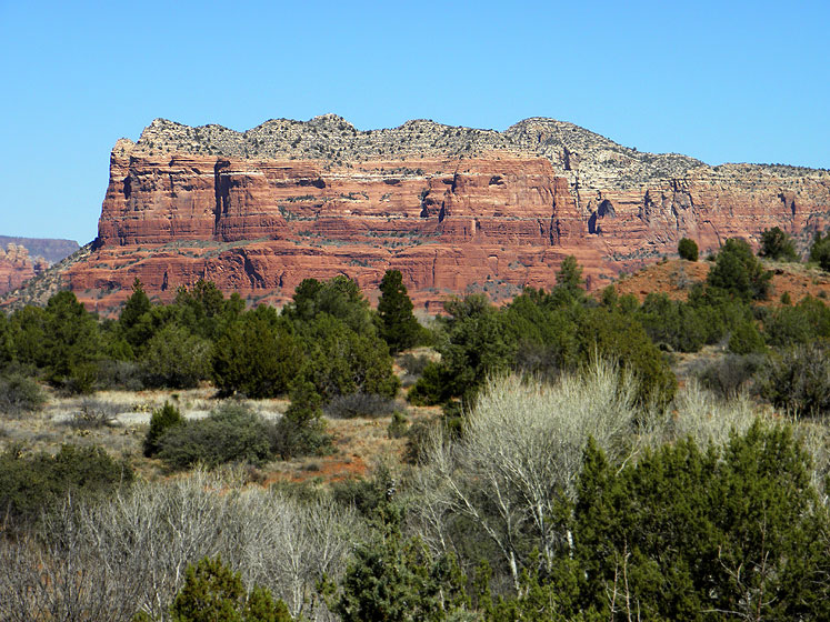 World Travel Photos :: USA - Arizona - Sedona :: Red rocks of Sedona, Arizona