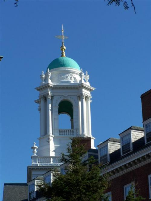 World Travel Photos :: USA - Cambridge :: Harvard. Harvard University
