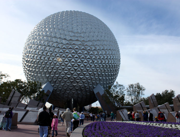 World Travel Photos :: Amusement & theme parks  :: World Disney World. Epcot