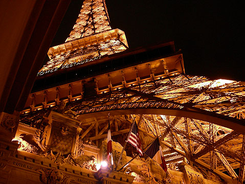 World Travel Photos :: USA - Nevada - Las Vegas :: Las Vegas. Fragment of