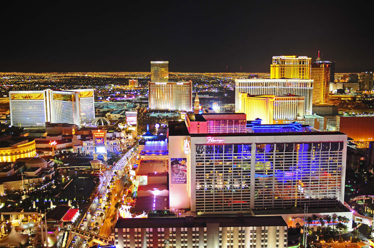 World Travel Photos :: Night views :: Las Vegas