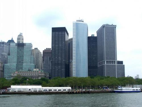 World Travel Photos :: USA - New York City :: New York City. Financial district, Lower Manhatten