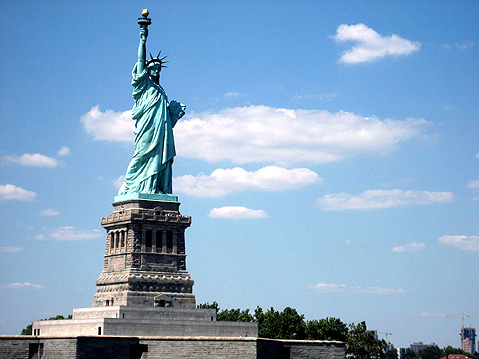 World Travel Photos :: USA - New York City :: New York. Statue of Liberty