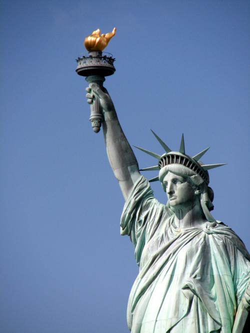 World Travel Photos :: USA - New York City :: New York City. Statue of Liberty