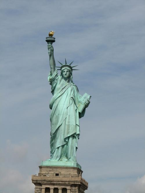 World Travel Photos :: Landmarks around the world :: New York City. Statue of Liberty