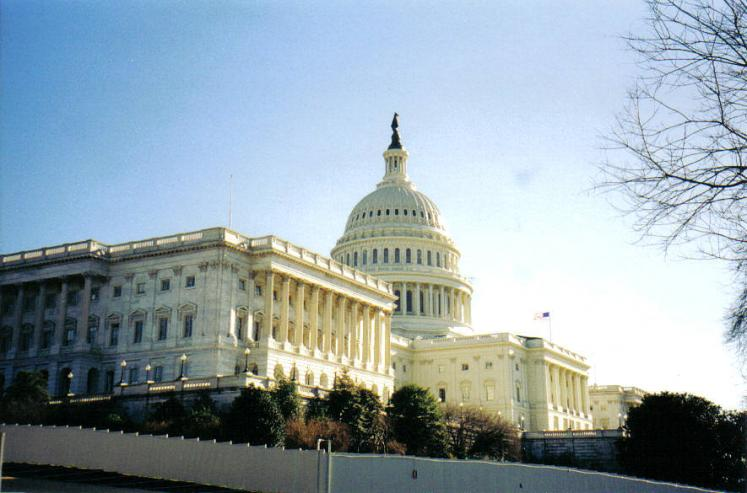 World Travel Photos :: USA - Washington, D.C. :: Washingtin, D.C. - Congress